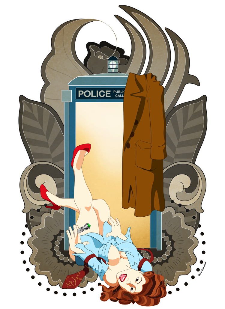 The Tennant Pinup